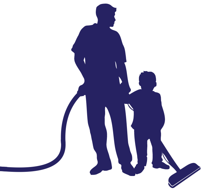 Father And Son Final Logo Father And Son Carpet Cleaning