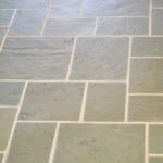 Some Super Results on Dirty Tile and Grout